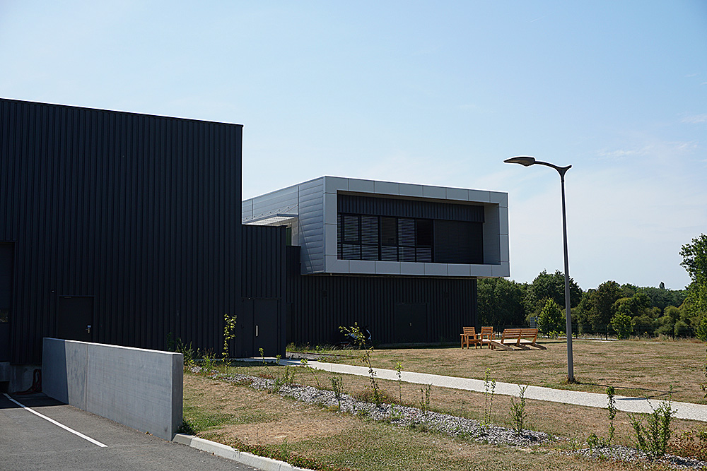 Bâtiment industriel les Clouzeaux (85)