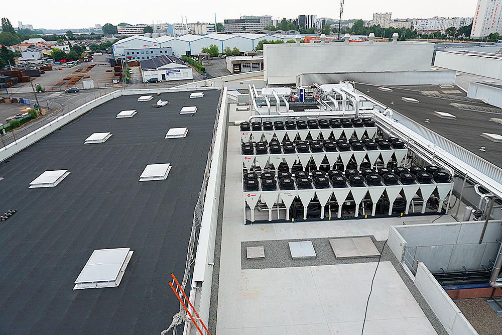 Bâtiment industriel Nantes (44)