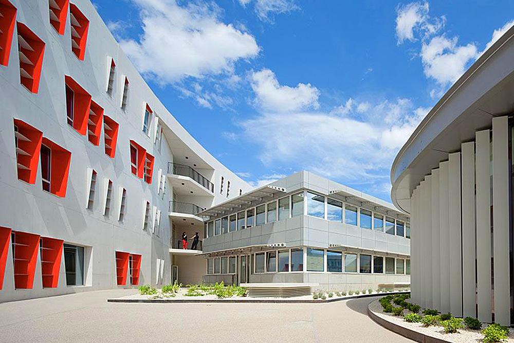 Bâtiment Région Occitanie Montpellier (34)