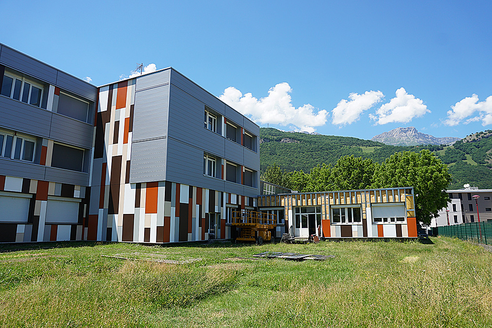 Collège le Massegu Vif (38)