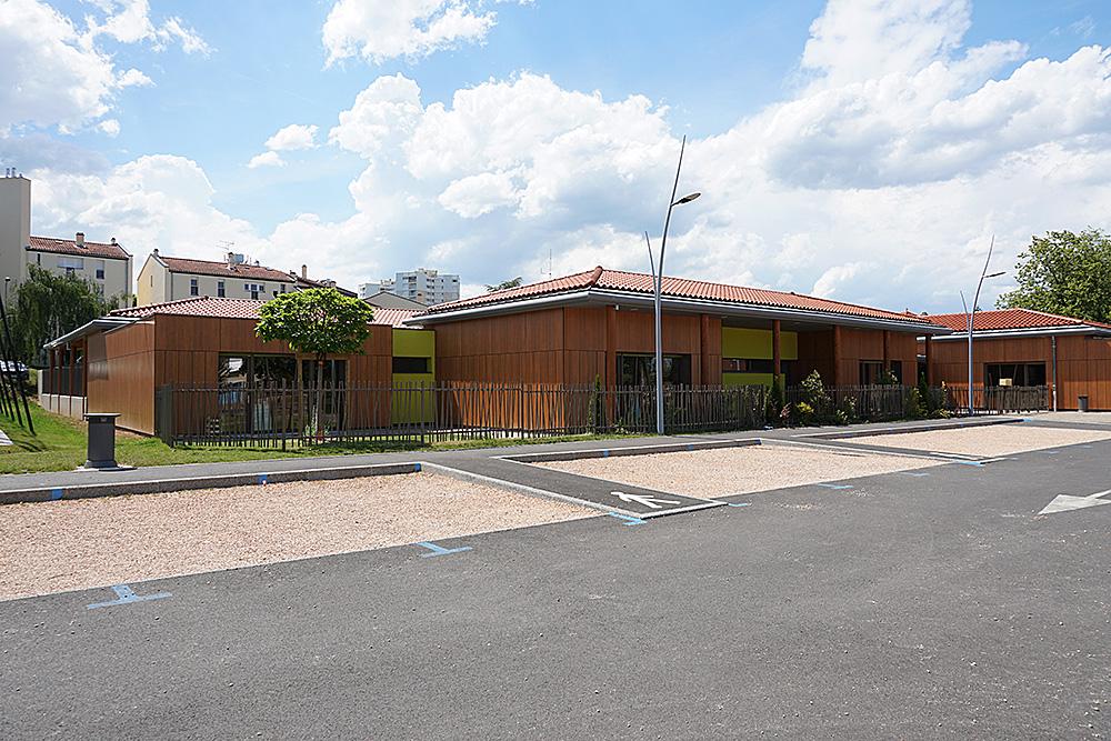 Ecole maternelle Beauregard Monbrison (42)