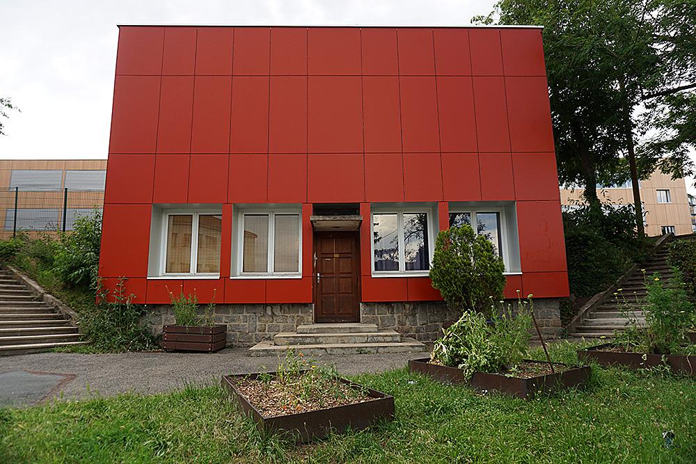 Groupe scolaire Molina Saint-Etienne (42)