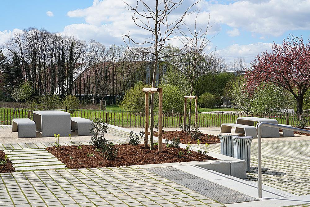 Parc Lagravère Colombes (92)