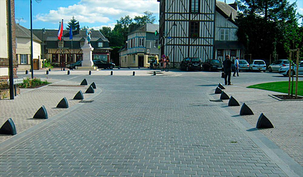 Place de la commune Epaignes dans Eure (27)