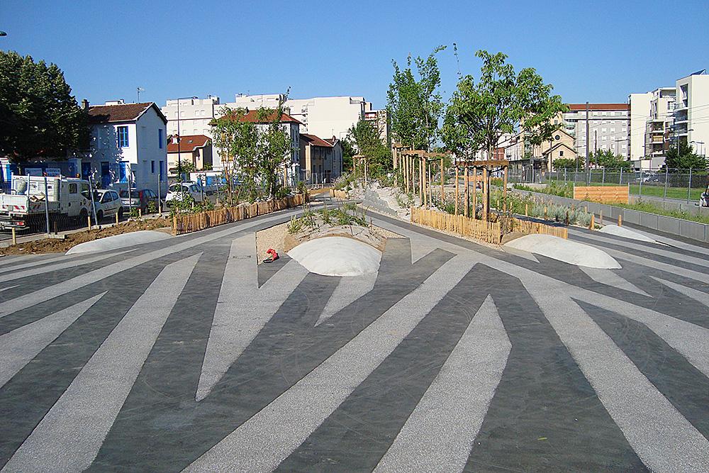 Promenade de la gare Villeurbanne (73)