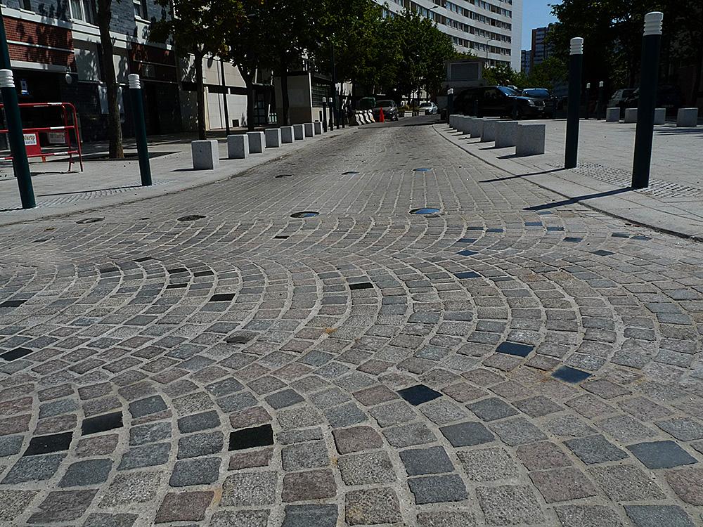 Quartier du Luth Gennevilliers (92)
