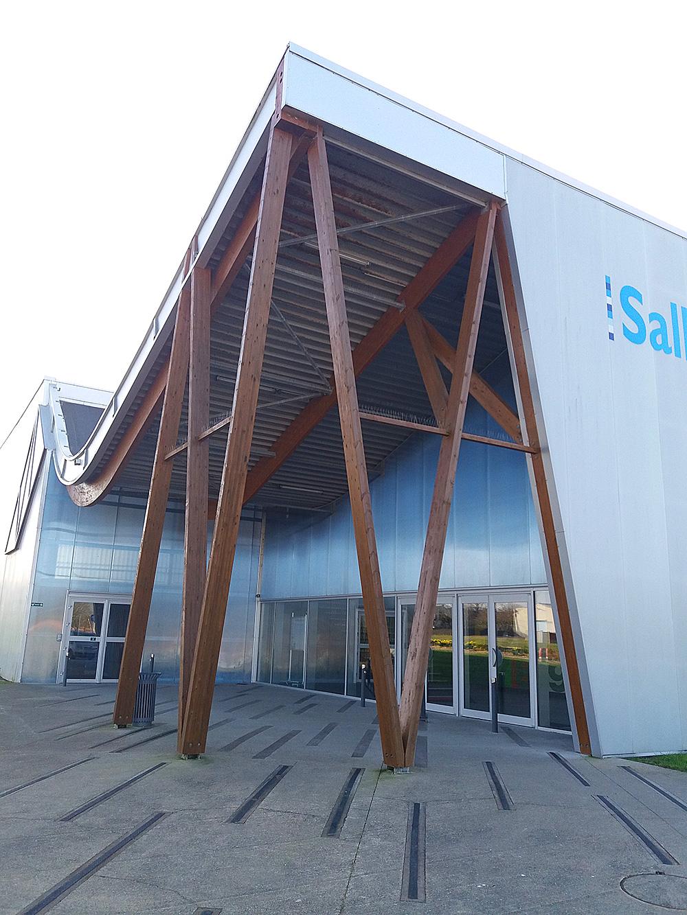 Salle des sports la Guyonniere (85)